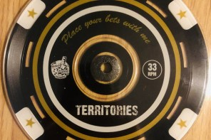 Territories – Short Seller (CD Record)
