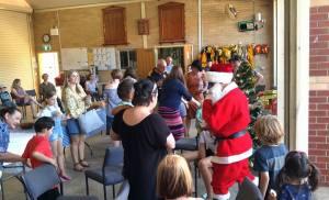 Daylesford :Κάθε χρόνο έτσι και σήμερα γιορτάσαμε όλοι οι εθελοντές πυροσβέστες και οι οικογένειες τους
