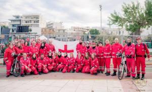 Santa Run 2017 στα Χανιά – Υγειονομική κάλυψη από το Σώμα Εθελοντών Σαμαρειτών Διασωστών & Ναυαγοσωστών Χανίων