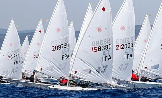 Τονωτική οικονομική ένεση για την Πάτρα τα Ευρωπαϊκά Πρωταθλήματα Laser 4,7