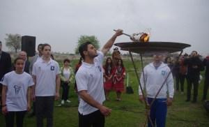 Η Αλεξάνδρειος Φλόγα έδωσε το έναυσμα για τονStoiximan.gr13ο Διεθνή Μαραθώνιο «ΜΕΓΑΣ ΑΛΕΞΑΝΔΡΟΣ
