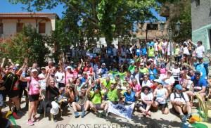 Δρόμος Εκεχειρίας 2018: 500 νέοι αγγελιαφόροι της ειρήνης από την Ήλιδα έως την Ολυμπία
