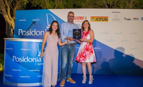 Ενακ: Nαυαγοσωστική Kάλυψη Posidonia Cup