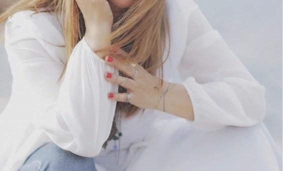 Χριστίνα Μαραγκόζη  «Τα παίζω όλα»…