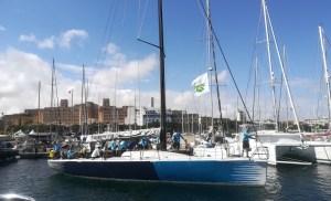 Το «Optimum 3» έτοιμο να ανοίξει πανιά στον αγώνα της Μάλτας