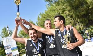 Με απόλυτη επιτυχία πραγματοποιήθηκαν στις αθλητικές εγκαταστάσεις του Δήμου Γαλατσίου στο Άλσος Βεΐκου, οι «7οι Εθνικοί Αγώνες Εργασιακού Αθλητισμού»