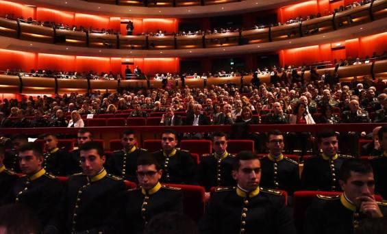 Εκδήλωση της Στρατιωτικής Σχολής Ευελπίδων για την 190η Επέτειο από την Ίδρυσή της, στο Ιδρυμα Σταύρος Νιάρχος