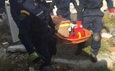 Πυροσβεστική Υπηρεσία Κύπρου – Cyprus Fire Service:Άσκηση διάσωσης ατόμου από συντρίμια μετά από σεισμό στις εγκαταστάσεις πεδίου ασκήσεων της Π.Υ στην ΕΜΑΚ