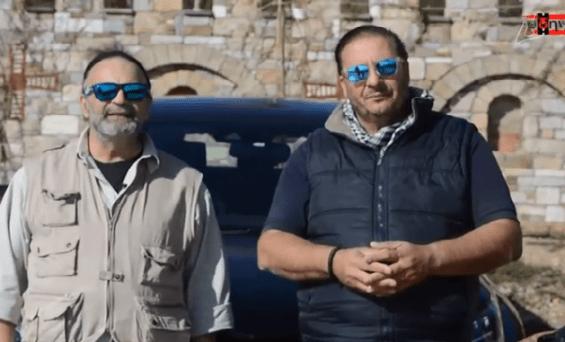 Η δεύτερη εκπομπή του Οδηγώντας, στον ALERT TV, με θέματα Δοκιμή νέο Honda  CRV  με τους Γιάννη Αθανασίου και τον Στέφανο  Σιμωτά