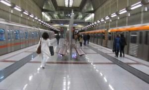 Από το κακό στο χειρότερο οδεύει τους τελευταίους μήνες η κατάσταση στο Μετρό της Αθήνας