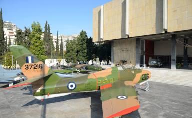 """Τό … """"Χριστουγεννιάτικο δώρο"""" τής Πολεμικής Αεροπορίας πρός τό Πολεμικό Μουσείο είναι γεγονός!"""