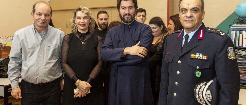 Στη «Κιβωτό του Κόσμου» προσέφερε η Ελληνική Αστυνομία είδη που συγκεντρώθηκαν εθελοντικά από το αστυνομικό και πολιτικό προσωπικό των Υπηρεσιών της Αττικής