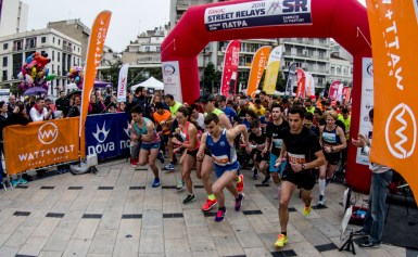 Tα Βίκος Street Relays έρχονται το 2019 με 11 αγώνες σε όλη την Ελλάδα!