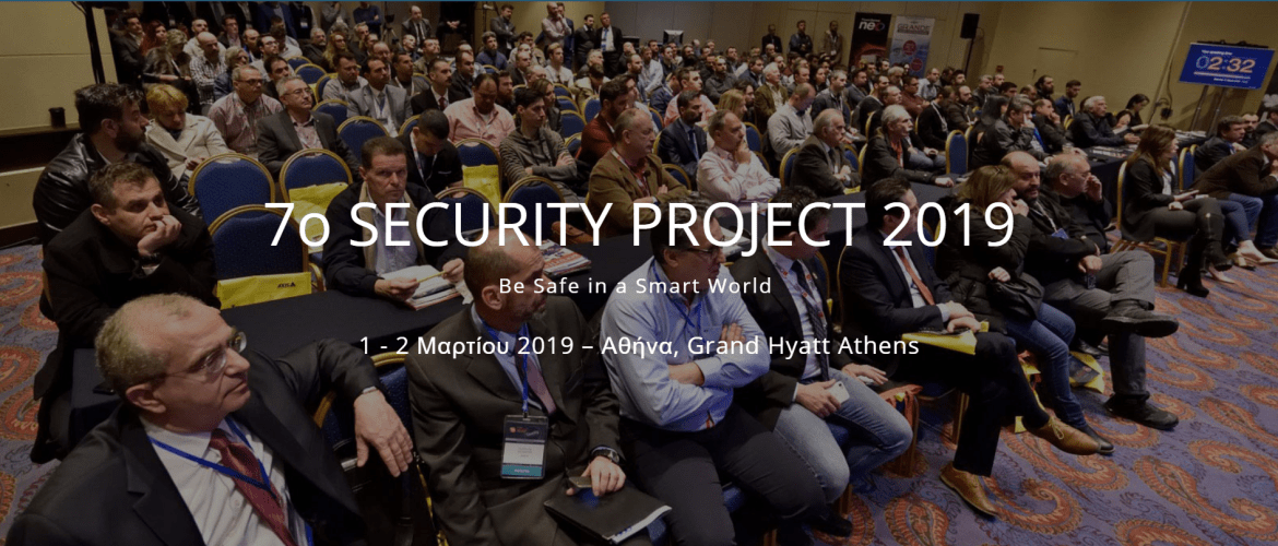 7o SECURITY PROJECT 2019 Be Safe in a Smart World