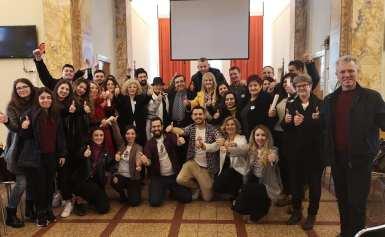 Let's do it Greece :Δεν υπάρχουν λόγια για να περιγράψουμε την υπέροχη φιλοξενία και τους καταπληκτικούς εθελοντάρες που γνωρίσαμε στο Αγρίνιο