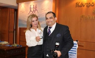 """Ετήσιο Gala βραβεύσεων """"Marathon Team Greece"""""""