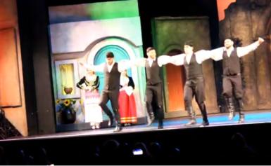 Η Νεράιδα και το Παλικάρι- Θέατρο Broadway