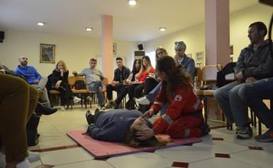 Εκπαιδευτικό Πρόγραμμα «ΠΡΩΤΕΣ ΒΟΗΘΕΙΕΣ ΓΙΑ ΠΟΛΙΤΕΣ» – Σώμα Εθελοντών Σαμαρειτών, Διασωστών και Ναυαγοσωστών Κατερίνης.