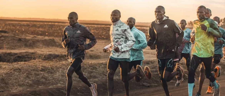 Ο Σπουδαίος Κενυάτης δρομέας Μπέρναρντ Τσιρτσίρ στο Μαραθώνιο Ρόδου