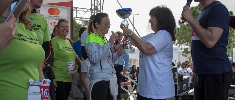 Συγκλονιστικό ρεκόρ χιλιομέτρων στο 3ο Νο Finish Line500 χιλιόμετρα κάλυψε ο νικητής!