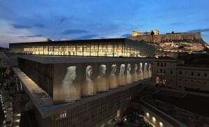 Κοσμόπολις και δωρεάν επίσκεψη στο Μουσείο Ακρόπολης