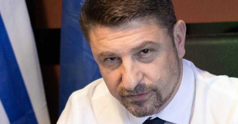 Ο Νίκος Χαρδαλιάς είναι ο νέος Γραμματέας Πολιτικής Προστασίας