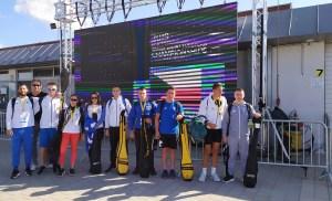 Εννέα νεαροί αθλητές και αθλήτριες θα εκπροσωπήσουν τη χώρα μας στα Ευρωπαϊκά Πρωταθλήματα κάνοε και καγιάκ στις κατηγορίες Junior και -23 ετών