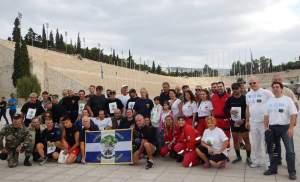10η Μαραθώνια Λαμπαδηδρομία Συνδέσμου Ελλήνων Βατραχανθρώπων