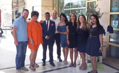Mrs. India Worldwide 2019,8ο Διεθνή Νυχτερινό Ημιμαραθώνιο Θεσσαλονίκης – Dole