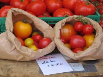 Fristende tomater