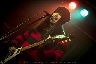 Killing Smile live @ Kulturfabrik (KuFa) in Krefeld