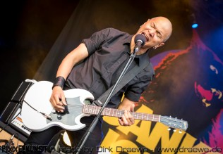 Danko Jones live @ Rockaue 2017