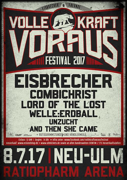 Volle Kraft Voraus Festival 2017 Hellfire Magazin