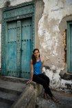 Lieblingstür in Sansibar