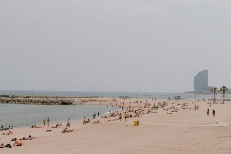 Sant Sebastia Strandtag