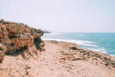 Strand von Ajuy auf Fuerteventura