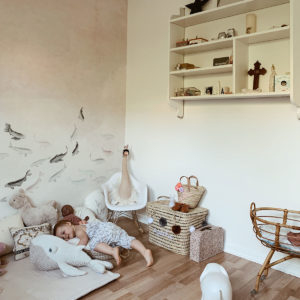 decoration chambre de bebe tendance