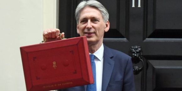 Philip Hammond Budget 2017
