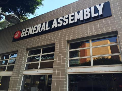 General Assembly Building
