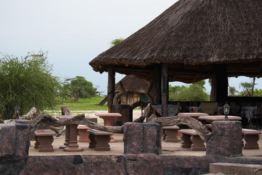 Silvester in Botswana
