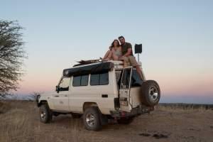 Geliebte Kalahari…