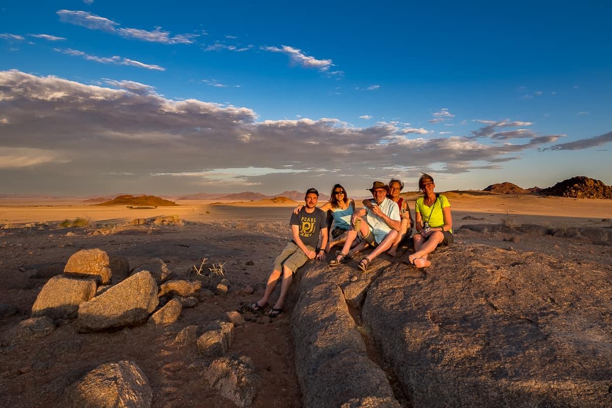 Impressionen NamibRand