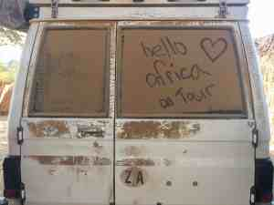 Hello Africa on Tour