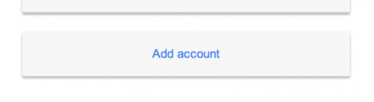 "How to remove a Google account from ""Choose an account"" page"