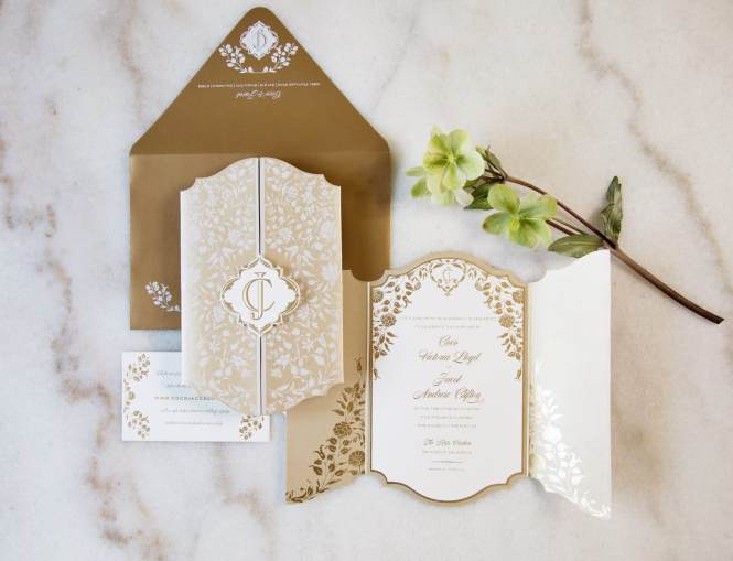 Unforgettable Luxury Wedding Invitations Fine Stationery