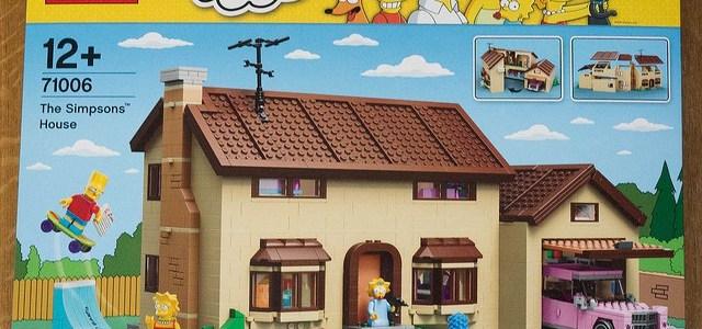 REVIEW LEGO 71006 The Simpsons – La maison des Simpsons
