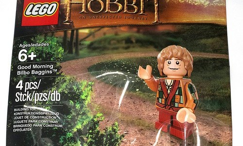 REVIEW LEGO 5002130 Polybag « Good Morning Bilbo Baggins »