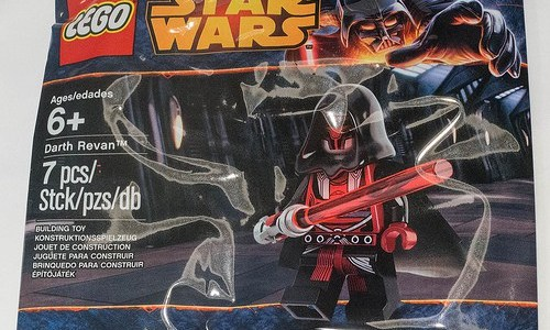 REVIEW LEGO Polybag Darth Revan