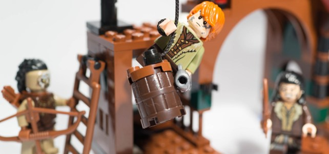 REVIEW LEGO 79016 – The Hobbit – L'attaque de Lac-Ville