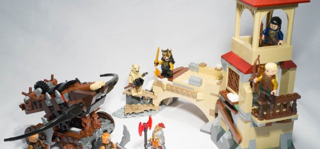 REVIEW LEGO 79017 – The Hobbit – La bataille des 5 armées